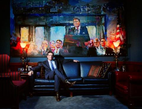 New yorker photo of Cruz