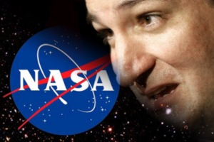Cruz and NASA
