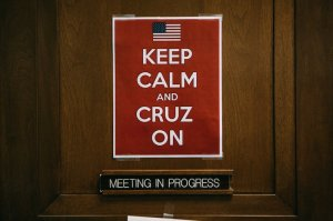 keep calm and cruz on