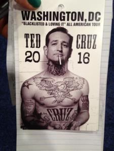 Tatt Cruz